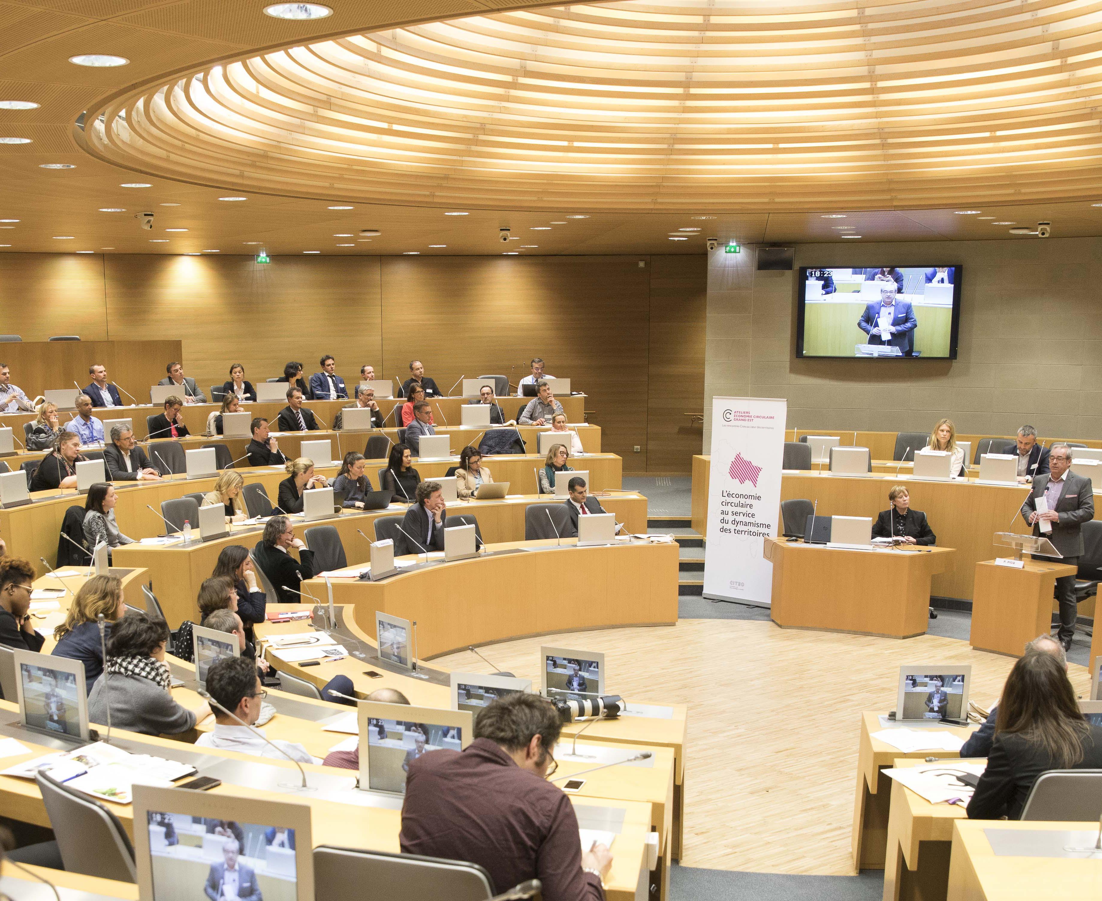 Ateliers Economie Circulaire à Strasbourg