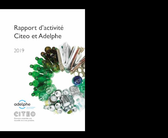 Rapport Annuel Citeo et Adelphe 2019