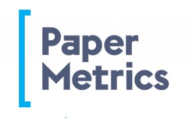 Paper metrics