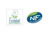 Logo NF environnement et Ecolabels