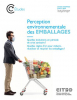 Couverture Etude shopper Citeo 2020